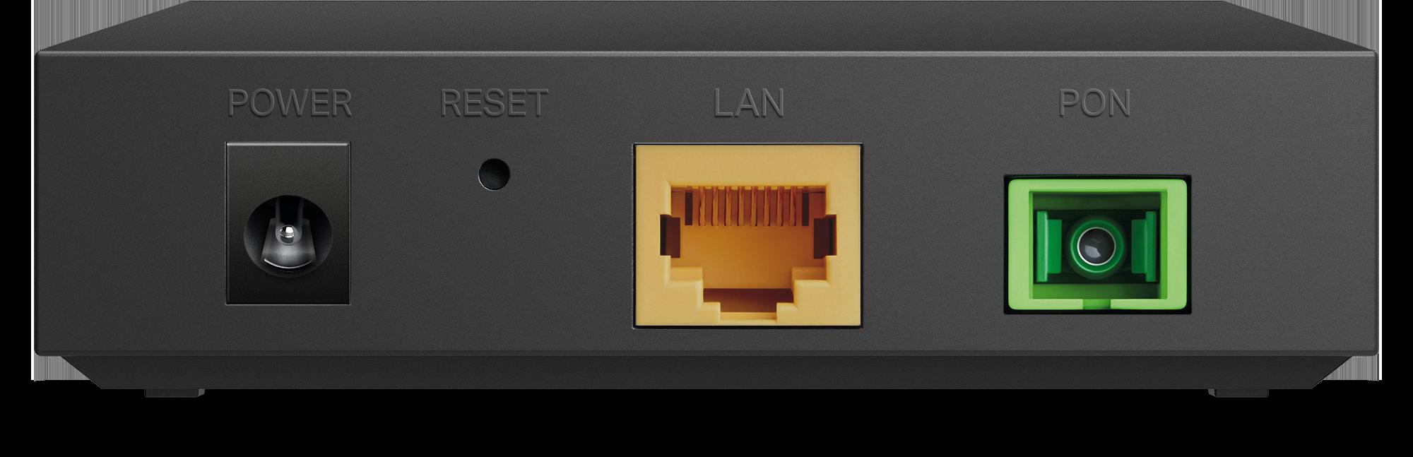 Modem Tp-Link XZ000-G3 Gigabit Gpon Fibra Optica