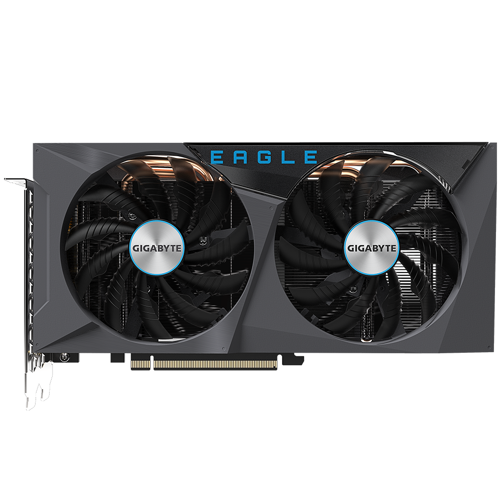 Placa De Video Gigabyte Nvidia GeForce RTX 3060 ti Eagle OC 8Gb