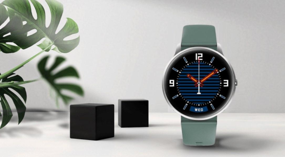 Reloj Smartwatch Xiaomi Imilab KW66 Negro