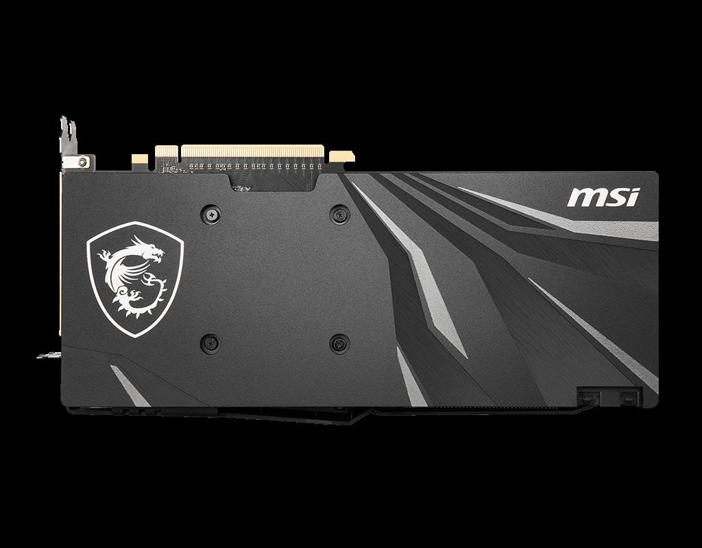 Placa De Video MSI Ati Radeon RX 5600 XT Gaming MX 6Gb
