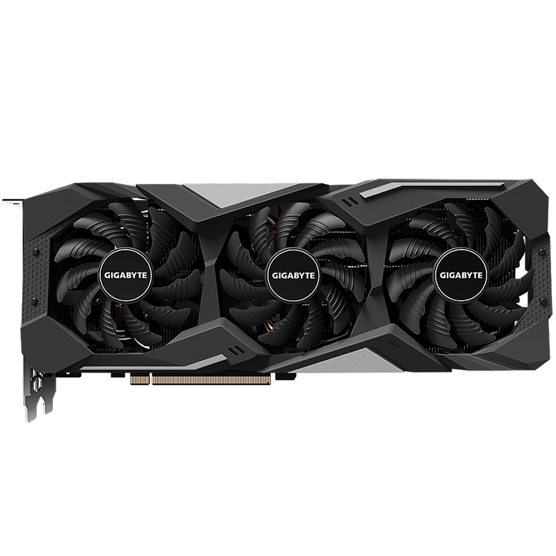 Placa de Video Gigabyte Ati Radeon RX 5600 XT Gaming OC 6G