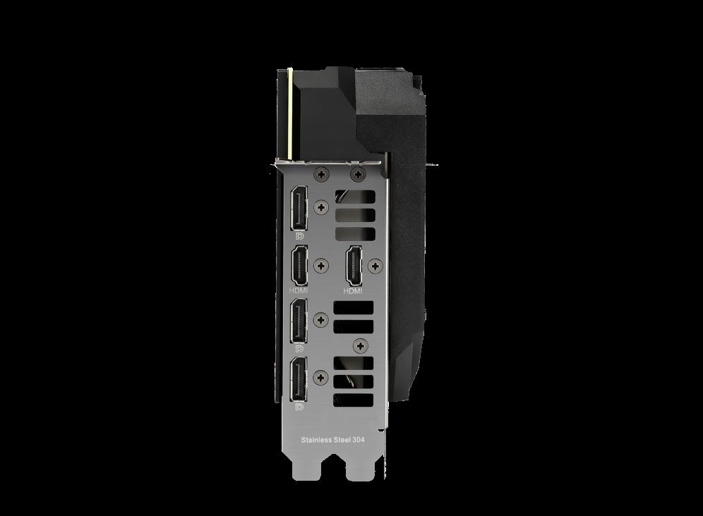 Placa De Video Asus Nvidia GeForce RTX 3070 Strix O8G Gaming