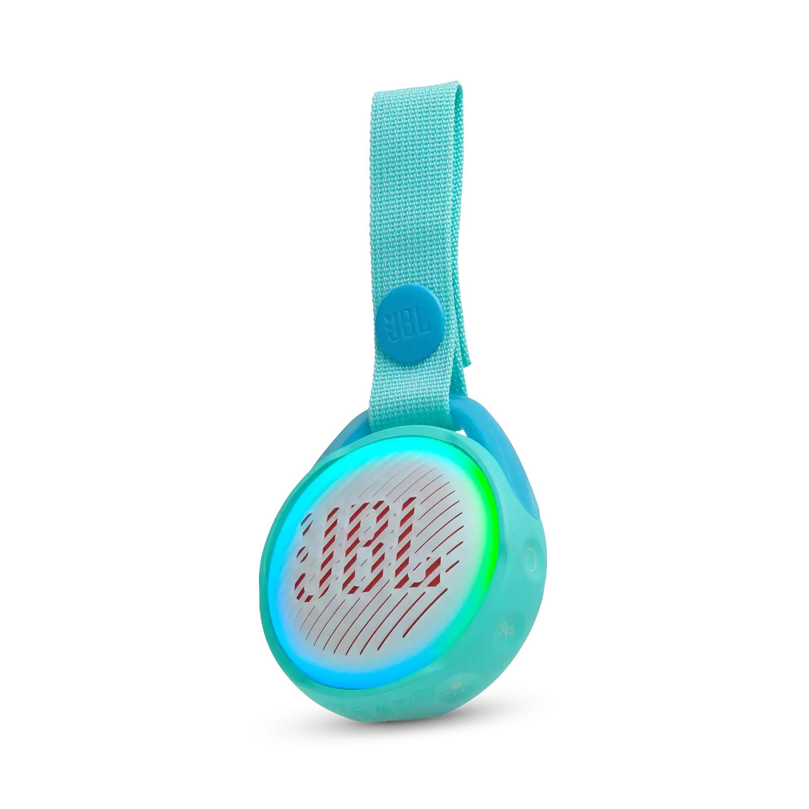 Parlante Portatil JBL Jr Pop Aqua Bluetooth