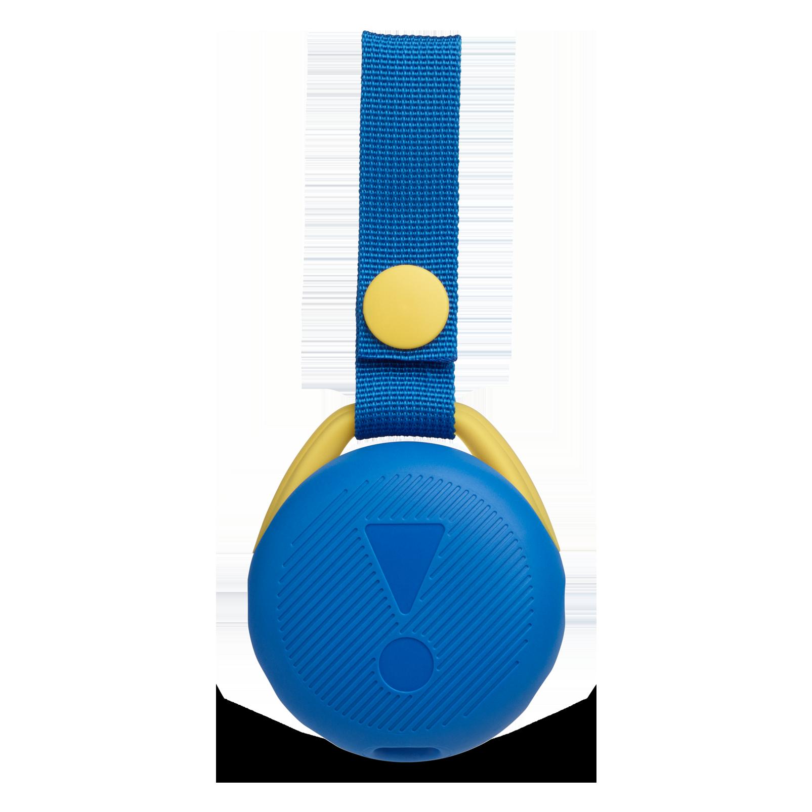 Parlante Portatil JBL Jr Pop Azul Bluetooth