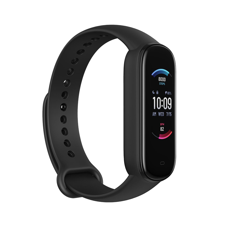 Reloj Smartwatch Amazfit Band 5 Black C/Alexa