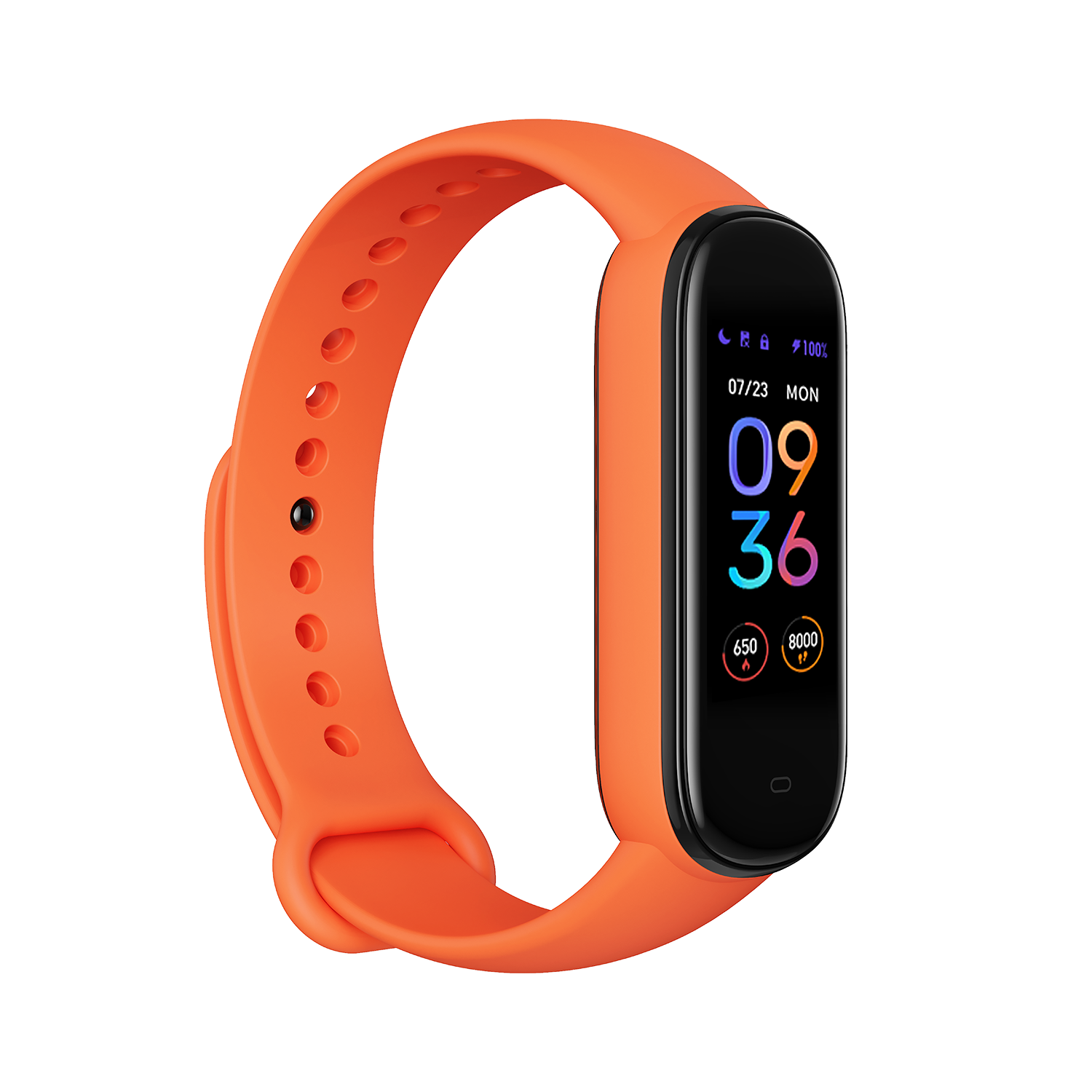 Reloj Smartwatch Amazfit Band 5 Orange C/Alexa