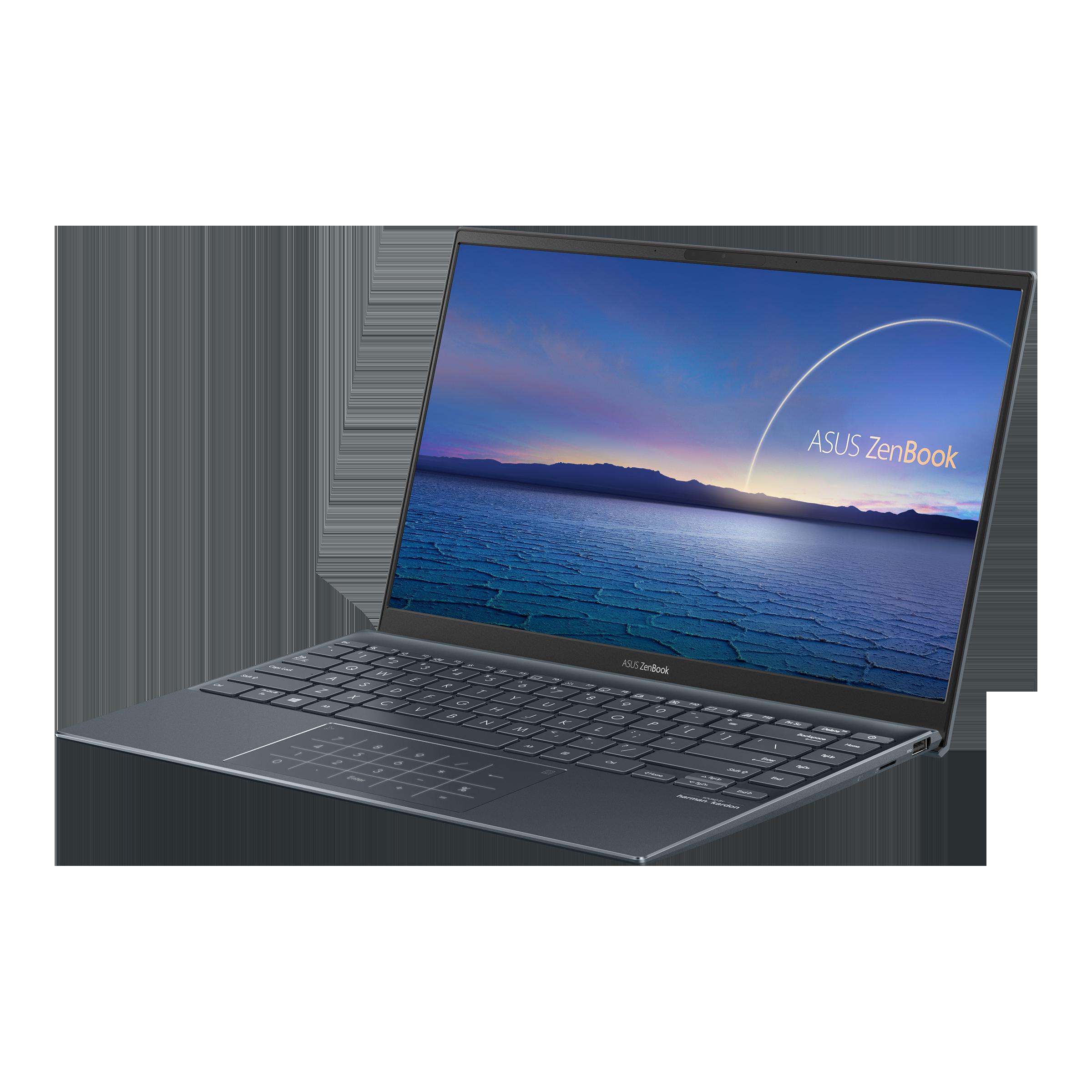 Notebook Asus Zenbook 14 UM425IA-AM003 AMD Ryzen 5 4500U 8Gb SSD 512Gb 14