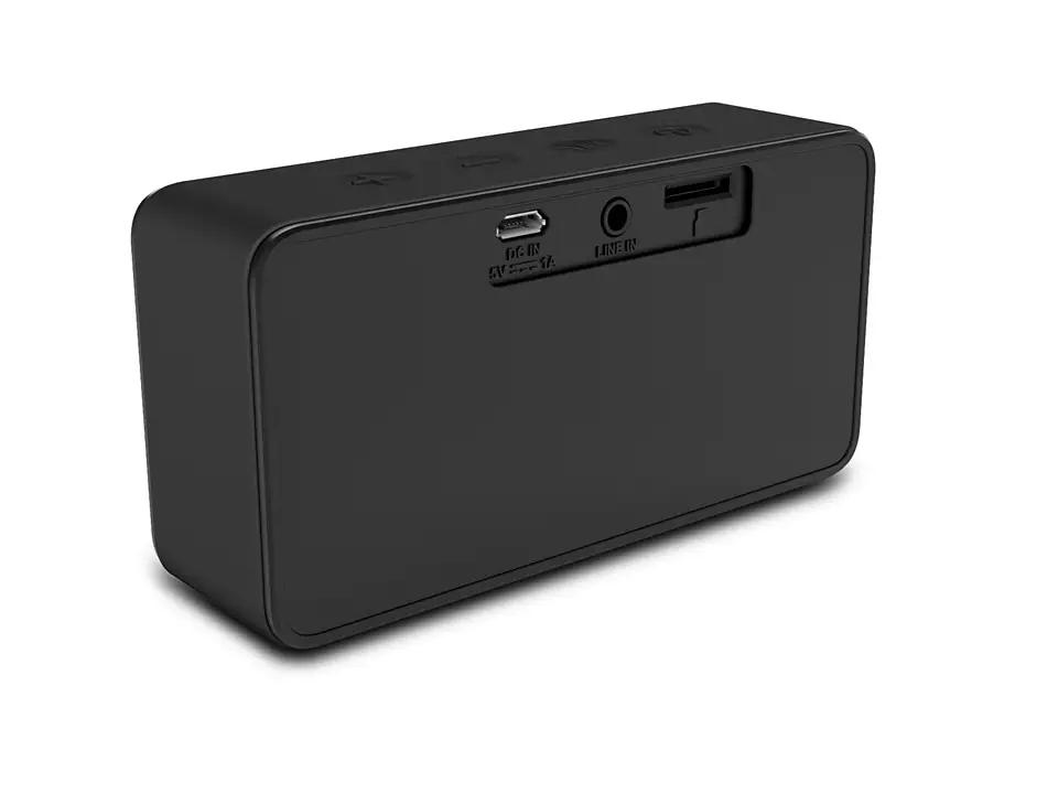 Parlante Portatil Bluetooth Philips BT60 Negro