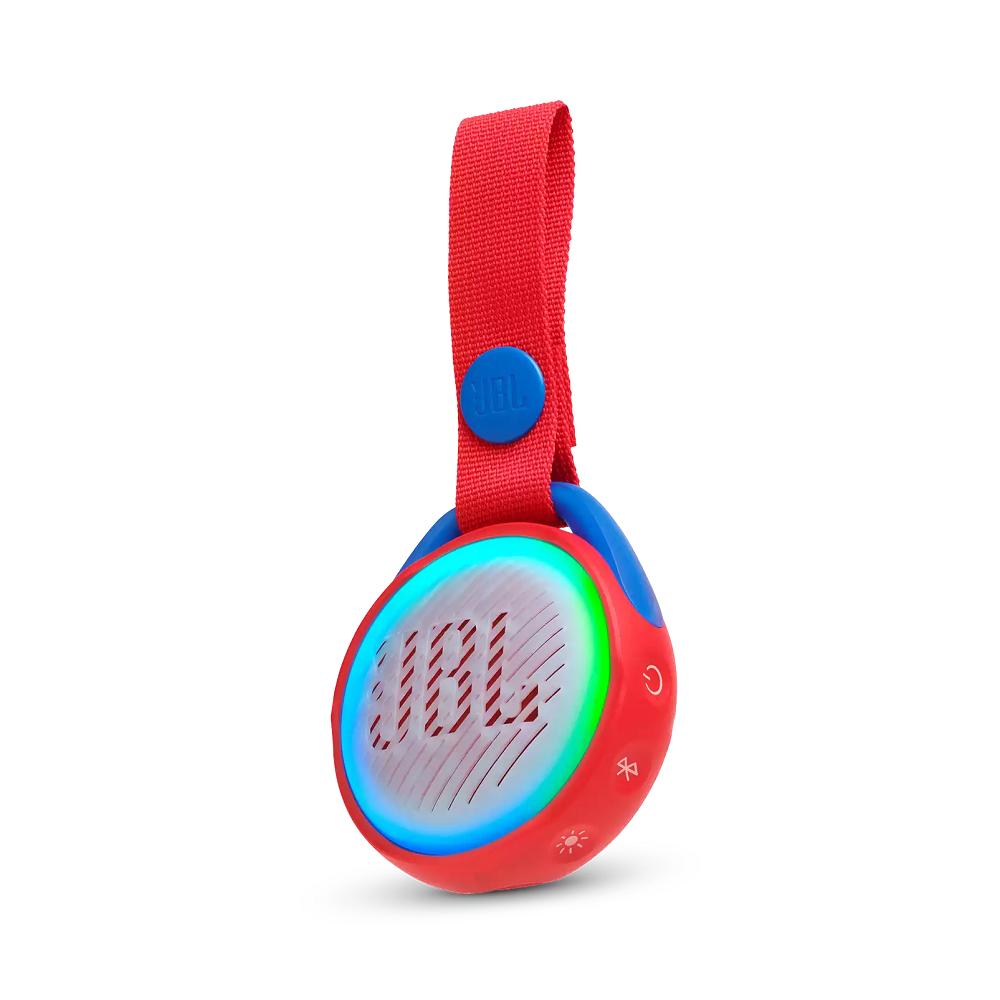 Parlante Portatil JBL Jr Pop Rojo Bluetooth