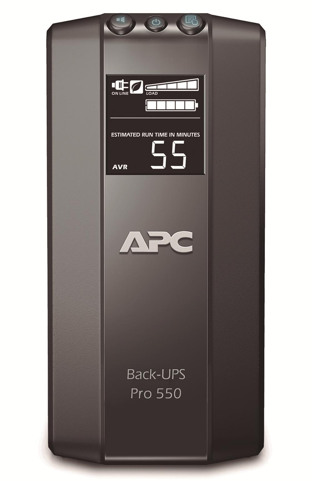 UPS APC Back Pro 550VA 230v Tomas IRAM