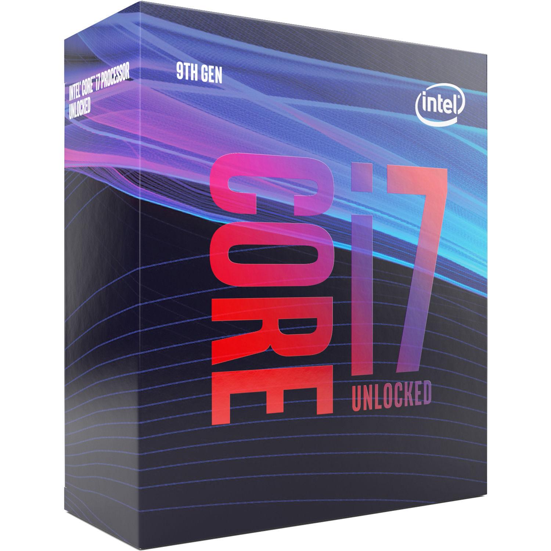 Microprocesador Intel Core i7 9700KF Coffeelake 8/8 4.9Ghz 12Mb 1151