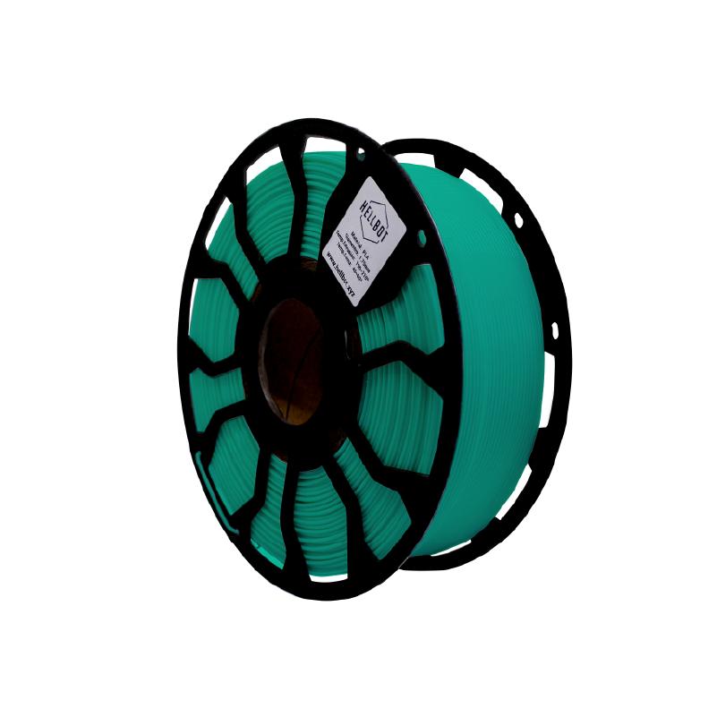 Filamento Hellbot EcoFila PLA Aqua 1,75mm 1Kg