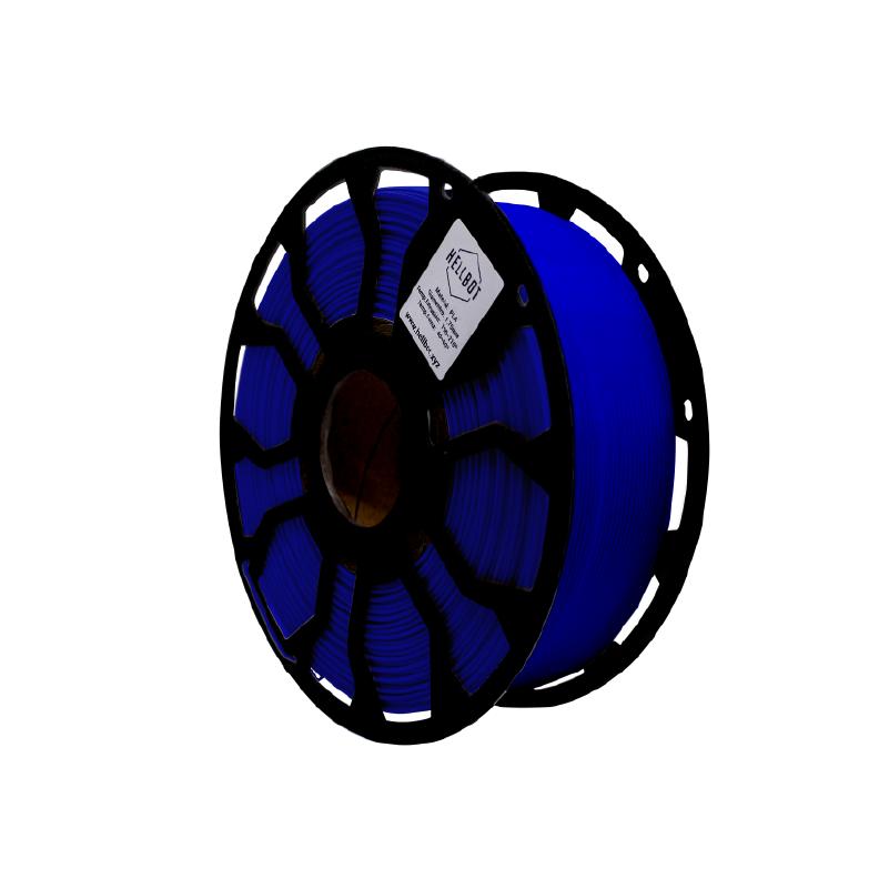 Filamento Hellbot EcoFila PLA Azul 1,75mm 1Kg