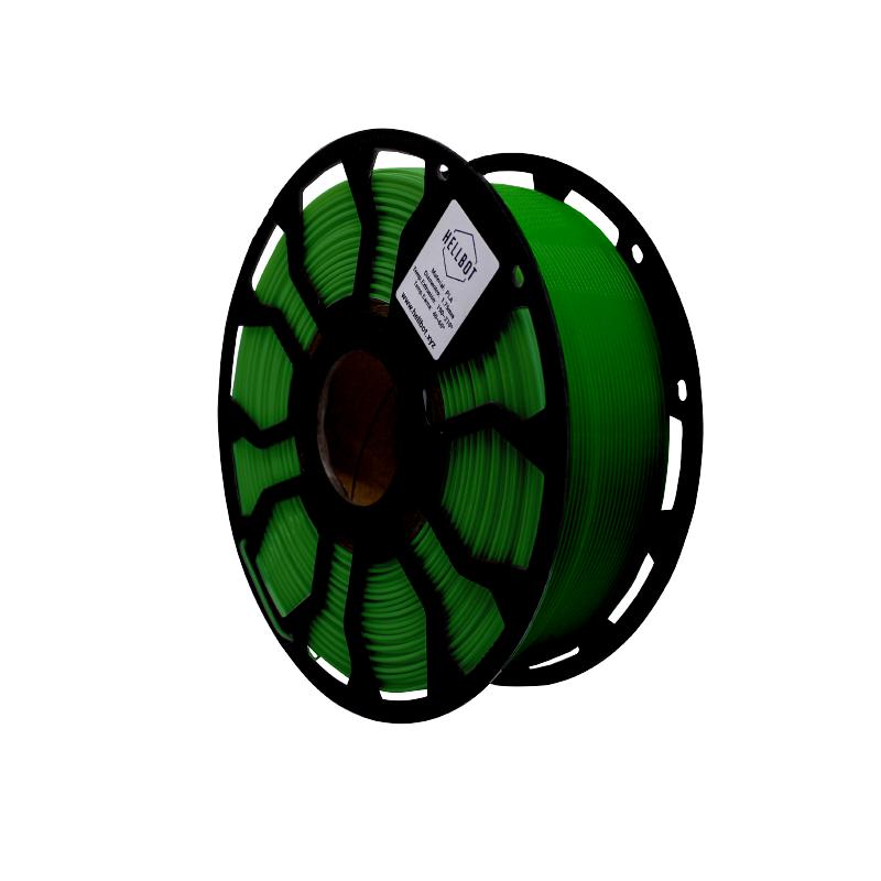 Filamento Hellbot EcoFila PLA Verde 1,75mm 1Kg