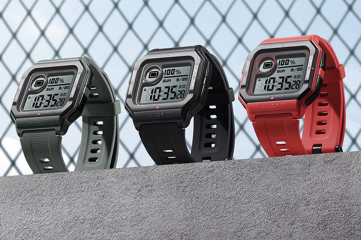 Reloj Smartwatch Amazfit Neo Black