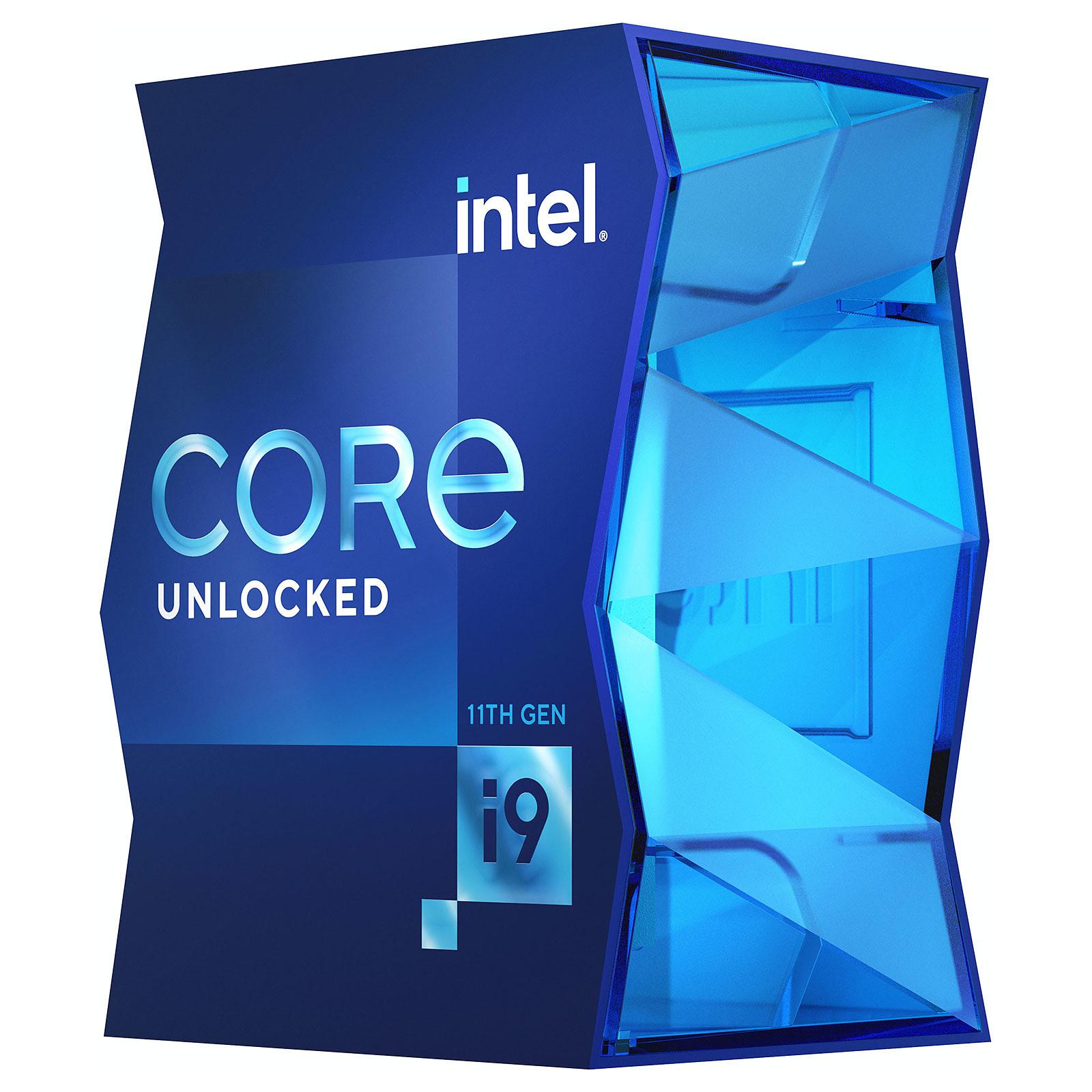 Microprocesador Intel Core I9 11900K Rocket Lake 8/16 5.3Ghz