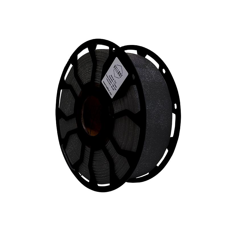 Filamento Hellbot EcoFila PLA Grafito 1,75mm 1Kg