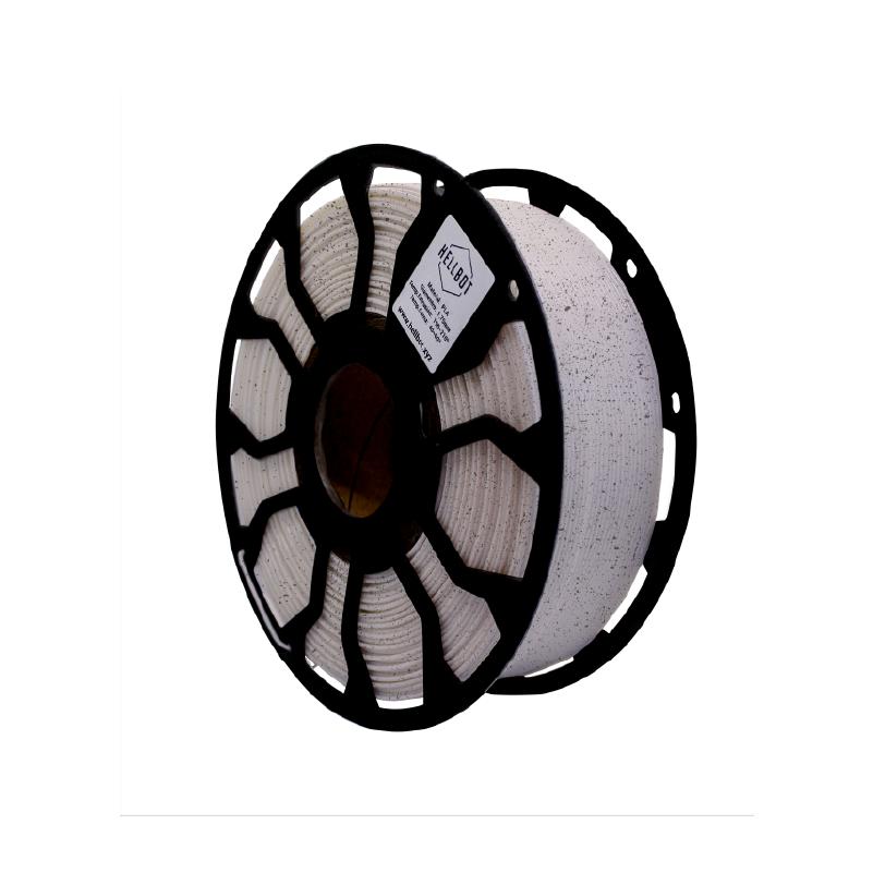 Filamento Hellbot EcoFila PLA Marmol 1,75mm 1Kg