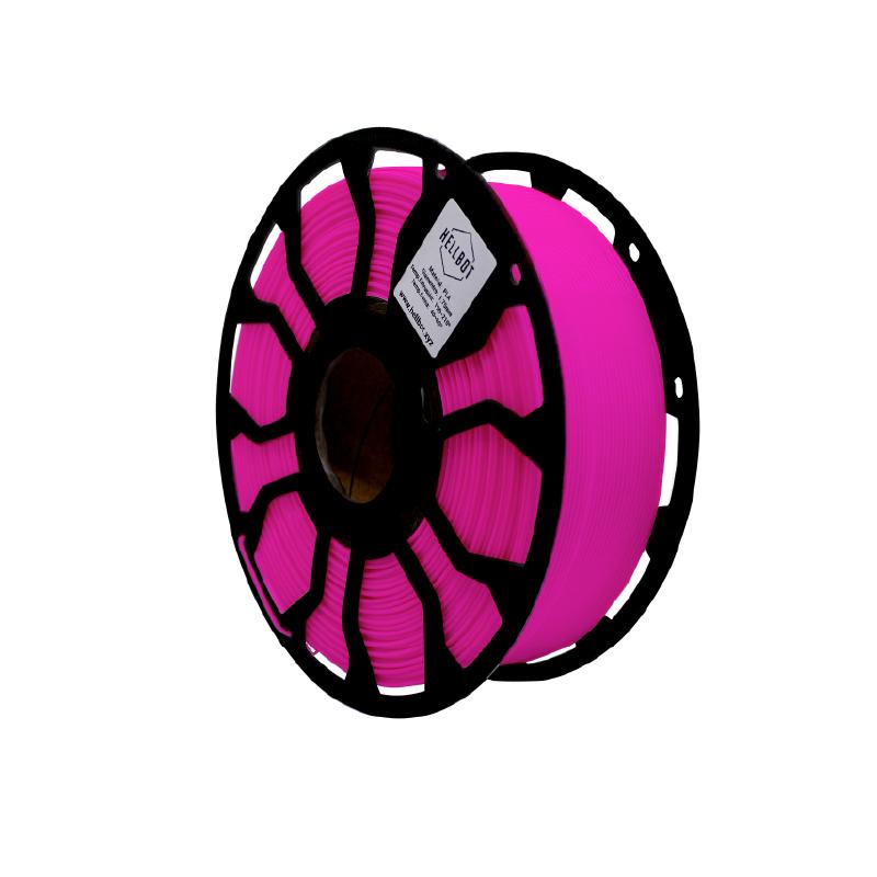 Filamento Hellbot EcoFila PLA Rosa 1,75mm 1Kg