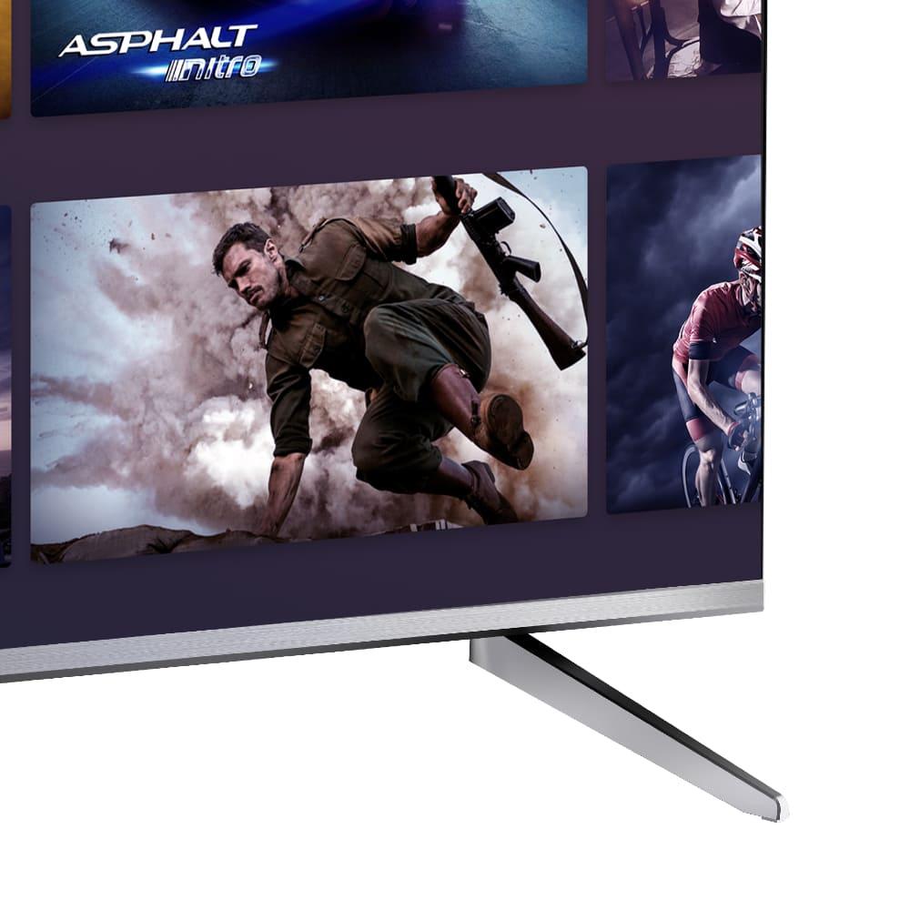 Smart TV LED 50 TCL L50P715-B Android TV HDR Chromecast Integrado