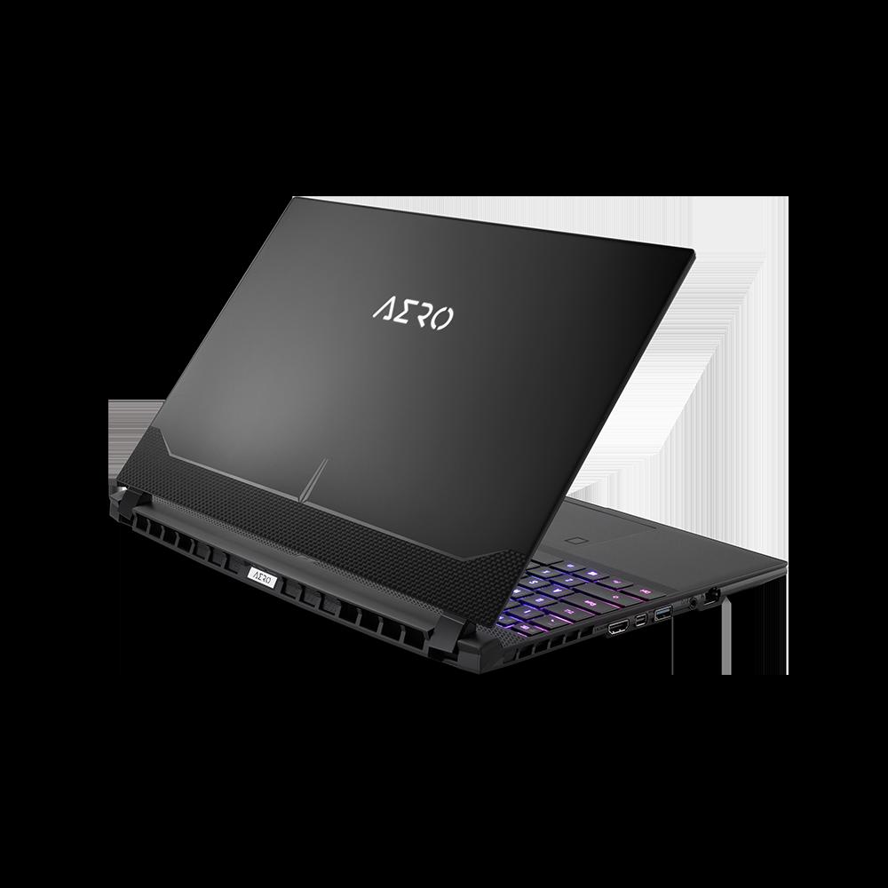 Notebook Gigabyte Aero 15 Oled i7 11800H RTX3070Q 16Gb 15.6 W10 Pro