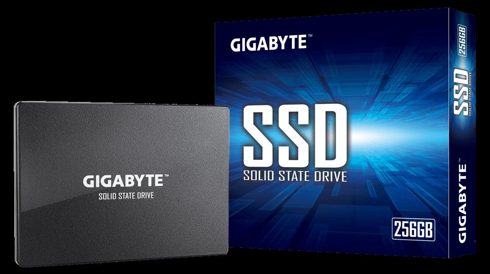 Disco De Estado Solido SSD 256Gb Gigabyte Sata iii GP-GSTF