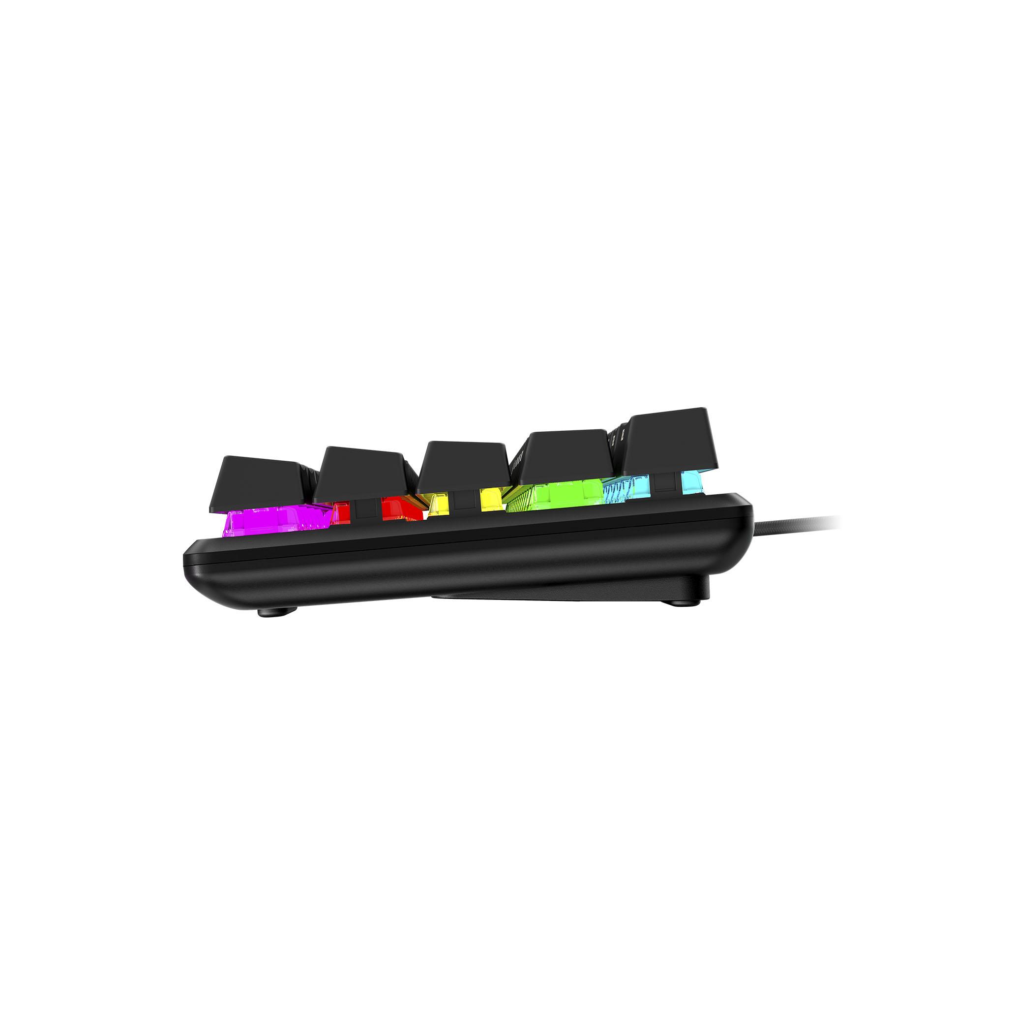 Teclado Hyperx Alloy Origins RGB 60