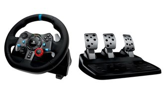 Volante Logitech G29 Racing Wheel+Fuente