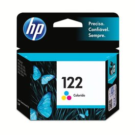 Hp 122 Tricolor Ch562hl P/Hp 3050