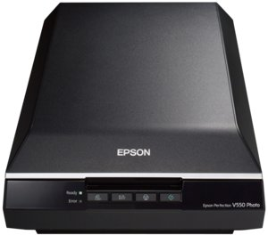 Scanner Epson Perfection V550p Usb A4