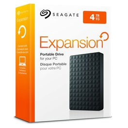Disco Duro Externo Seagate 4tb EXPANSION Usb 3.0