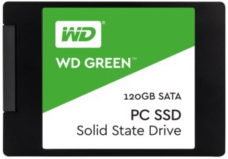 Disco Solido SSD 120Gb WD Green
