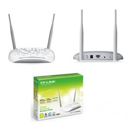 Access Point Tp-Link Tl-Wa801nd Wireless 300 mbps
