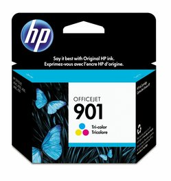 HP 901 TRICOLOR CC656AL