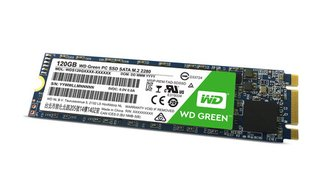 Disco Solido SSD 120Gb M2 Western Digital Green 6gb/S.