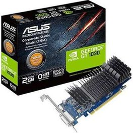 Placa De Video Asus Nvidia Gt 1030 Ddr5 2gb