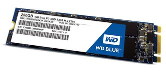 Disco Solido SSD 250Gb M2 WD Blue Ssd