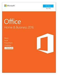 Office 2016 Home & Bus 32/64 Spa Key Esd