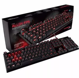 Teclado Hyperx ALLOY FPS Cherry MX Brown Esp Mecanico