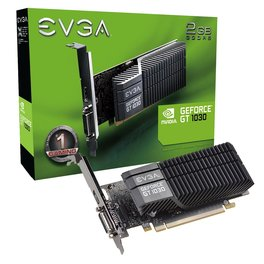 Placa de Video EVGA GT 1030 2G Sc Gddr5