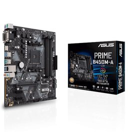 Motherboard Asus PRIME B450M-A CMS AM4