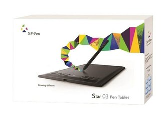 Tabla Digitalizadora XP-PEN Star 03