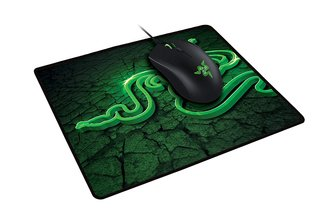 Gaming Kit Razer Abyssus / Goliathus Mouse y Pad CONTROL