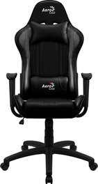 Silla Gamer Aerocool AC100 Air Black
