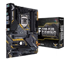 Motherboard Asus S1151 TUF Z390-PRO Gaming Box ATX