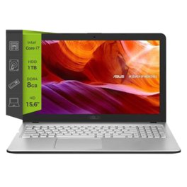 Notebook Asus X543Ua Core i7 8550u 8Gb 1Tb 15.6 Free
