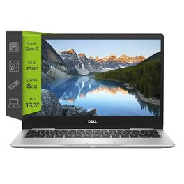 Notebook Dell Inspiron 7380 i7 8565u 8Gb 256Gb 13.3