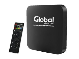 Tv Box Global Ultra HD 4K Android 6.0