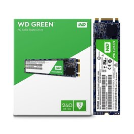 Ssd 240gb M2 Western Digital Green Sata-6gb/S