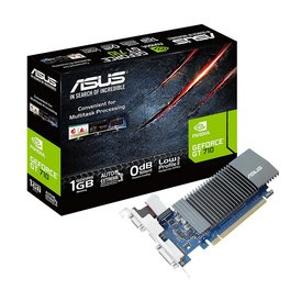 Placa de Video Asus Nvidia GT 710 1Gb DDR5